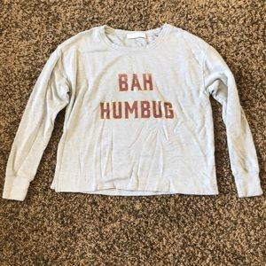 Daydreamer Bah Humbug sweater